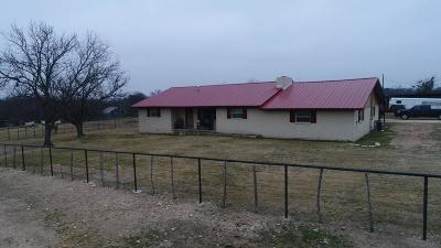 Dublin Single Family Home For Sale: 15958 E State Highway 6