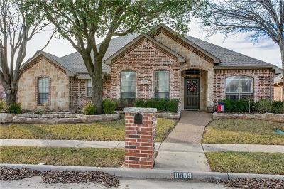 North Richland Hills Single Family Home For Sale: 8509 Gillis Court