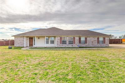 Haslet Single Family Home For Sale: 315 County Road 4838