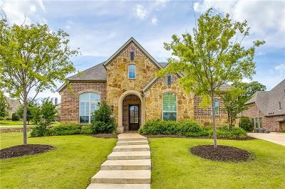 Keller Single Family Home Active Option Contract: 1240 Edgemere Drive