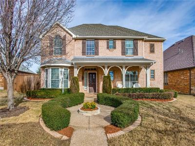 Lewisville Single Family Home For Sale: 859 Stone Circle Lane