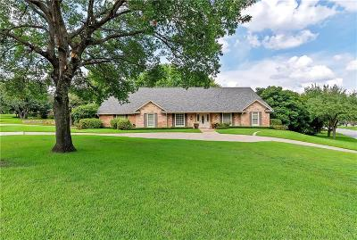 Tarrant County Single Family Home For Sale: 6300 Halifax Road