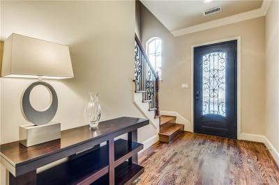 Dallas Single Family Home For Sale: 18144 Frankford Lakes Circle
