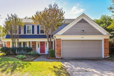 North Richland Hills Single Family Home For Sale: 6848 N Park Drive
