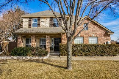 Sachse Single Family Home For Sale: 7224 Canary Lane