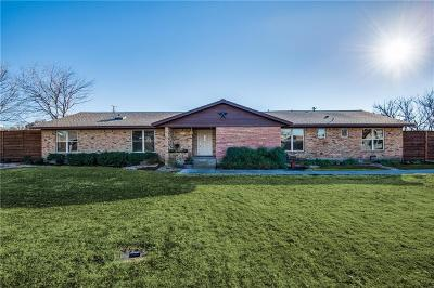 Prosper Single Family Home Active Option Contract: 110 E 7th Street