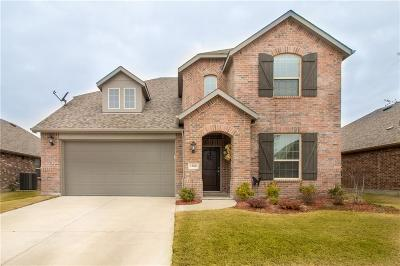 Forney Single Family Home For Sale: 1268 Meridian Drive