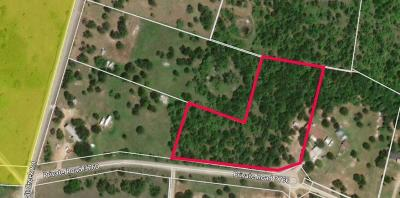 Springtown Residential Lots & Land For Sale: 00 Private Road 3760