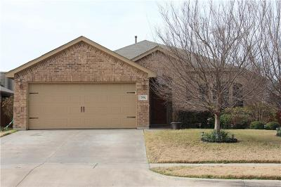 Saginaw Single Family Home Active Option Contract: 256 Spring Hollow Drive