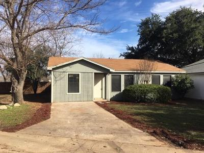 Single Family Home Active Option Contract: 11222 Golden Triangle Circle