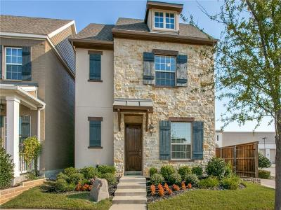 Flower Mound Single Family Home Active Option Contract: 700 Northwood Drive
