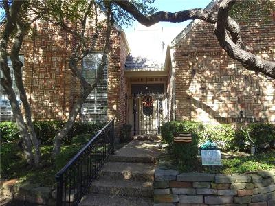 Dallas County Single Family Home For Sale: 6015 Highcourt Place
