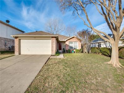 Mckinney Single Family Home Active Option Contract: 2729 Frontier Lane