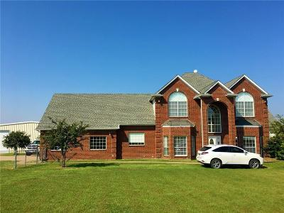 Waxahachie Single Family Home For Sale: 248 Bakers Branch Road