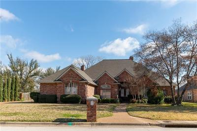 Colleyville Single Family Home For Sale: 4007 Inwood Lane