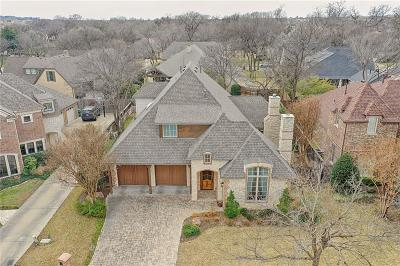 Fort Worth Single Family Home For Sale: 2801 River Forest Drive