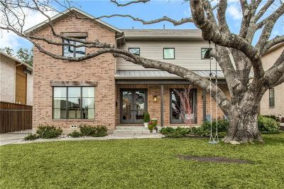 Dallas Single Family Home For Sale: 6711 Northridge Drive