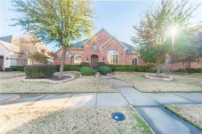 Frisco Single Family Home For Sale: 5859 Danville Lane
