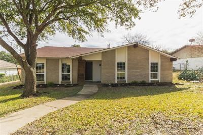 Garland Single Family Home For Sale: 2934 Fern Glen Drive