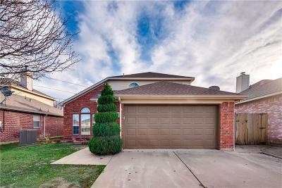Single Family Home Active Option Contract: 3716 Cattlebaron Drive