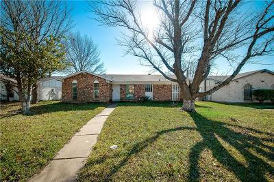 Garland Single Family Home For Sale: 1502 Shorecrest Drive