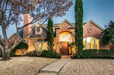 Plano Single Family Home For Sale: 3309 Chaney Court
