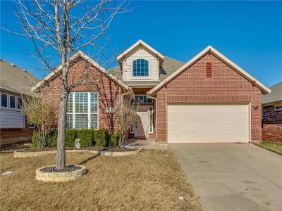 Lake Dallas Single Family Home For Sale: 503 Jefferson Lane