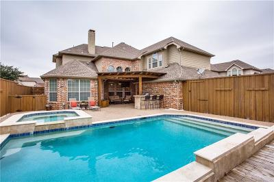 Frisco Single Family Home For Sale: 9640 Ironwood Drive