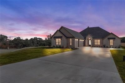 Granbury Single Family Home For Sale: 3847 Legend Trail