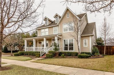North Richland Hills Single Family Home For Sale: 8101 Bridge Street
