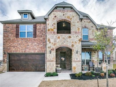 Aledo Single Family Home For Sale: 15021 Stargazer Drive