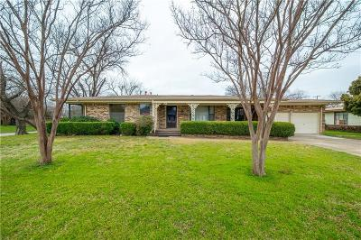 Richland Hills Single Family Home For Sale: 2701 Spruce Park Drive