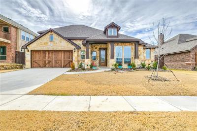 Aledo Single Family Home For Sale: 448 Sagebrush Drive