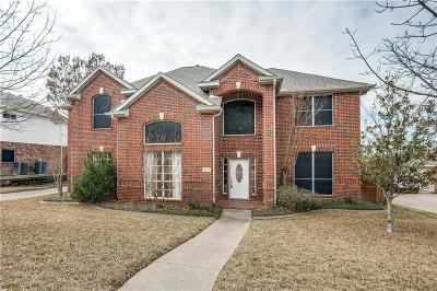 Garland Single Family Home For Sale: 6217 Fitzgerald Court