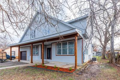 Wills Point Single Family Home For Sale: 226 E North Street