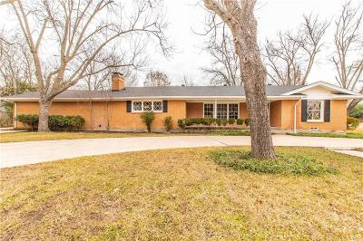McKinney Single Family Home For Sale: 802 Finch Avenue
