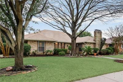 Plano Single Family Home For Sale: 2708 Loch Haven Drive