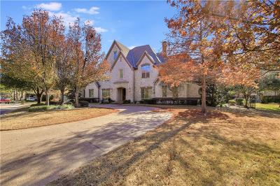Southlake Single Family Home For Sale: 1422 Eagle Bend