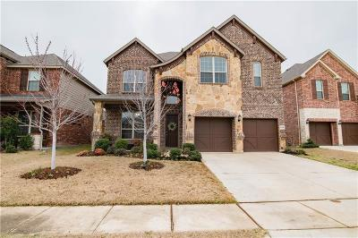 Fort Worth Single Family Home For Sale: 12936 Steadman Farms Drive