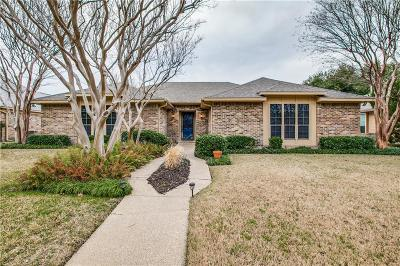 Richardson TX Single Family Home For Sale: $315,000