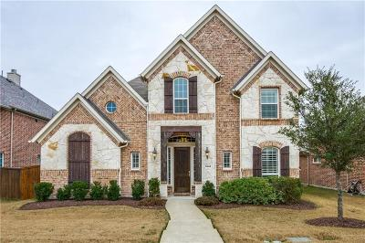 Frisco Single Family Home For Sale: 5648 Tiger Lane