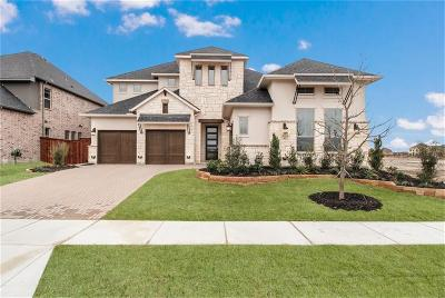 Frisco Single Family Home For Sale: 3719 Covedale Boulevard