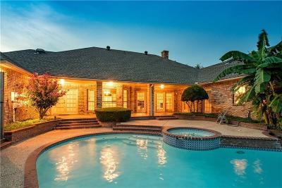 Dallas Single Family Home For Sale: 4804 Sea Pines Drive