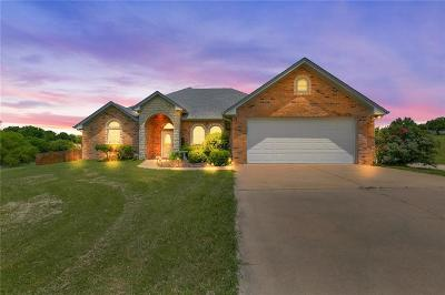 Granbury Single Family Home For Sale: 2102 Cash Point Court