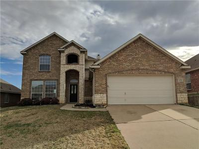Burleson Single Family Home For Sale: 1121 Hidden Glen Court