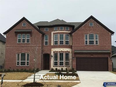 Frisco Single Family Home For Sale: 13316 Strike Gold