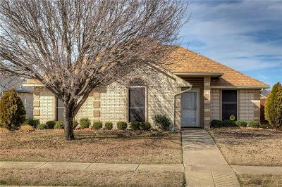 Seagoville Single Family Home Active Option Contract: 1205 Hall Road