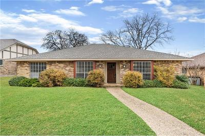 Plano Single Family Home For Sale: 1509 Copper Creek Drive