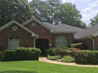 Tyler Single Family Home For Sale: 5810 Woodglen Drive