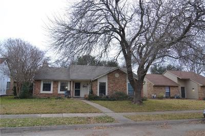 Allen Single Family Home Active Option Contract: 1308 Timberview Drive